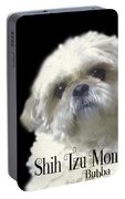 Shih Tzu For Mom-bubba Portable Battery Charger