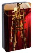 Skeleton  In Torturedevise Portable Battery Charger