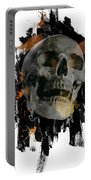 Skull - 4 Portable Battery Charger
