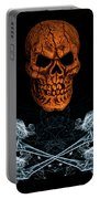 Skull And Crossbones 1 Portable Battery Charger