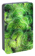 Snake Cactus Portable Battery Charger