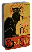 Soon, The Black Cat Tour By Rodolphe Salis - Digital Remastered Edition Portable Battery Charger