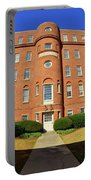 South Carolina State Hospital Portable Battery Charger by Lisa Wooten