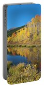 South Elbert Autumn Beauty Portable Battery Charger by Cascade Colors