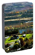 South Wenatchee Fall Portable Battery Charger