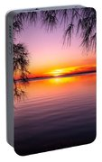 Spectacular Sunset Portable Battery Charger