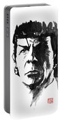 Spock Portable Battery Charger