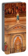 St. Louis Cathedral Altar New Orleans Portable Battery Charger