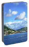 St. Maarten Panorama Portable Battery Charger