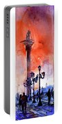 St. Mark's Square- Venice Portable Battery Charger