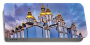 St. Michael's Golden-domed Monastery Portable Battery Charger