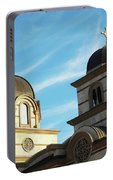 St. Simeon Serbian Church 1 Portable Battery Charger