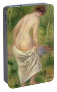 Standing Nude In A Landscape, 1914 Portable Battery Charger