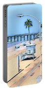 Station 3 Oceanside California Portable Battery Charger
