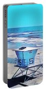 Station 5 Oceanside California 2  Portable Battery Charger