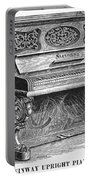 Steinway Piano, 1878 Portable Battery Charger