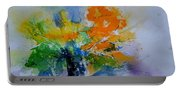 Still Life Watercolor 549110 Portable Battery Charger
