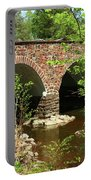 Stone Bridge At The Eastern Entrance Of The Manassas Battlefield  Portable Battery Charger