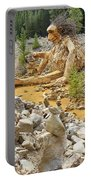 Stone Stacking Portable Battery Charger