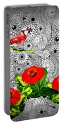 Subjective Design Portable Battery Charger