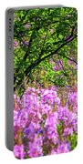 Summer Delight Portable Battery Charger by Doug Gibbons