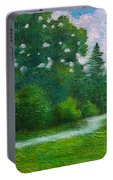 Green Summer  Portable Battery Charger