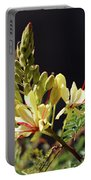 Sunlit Yellow Bird Of Paradise Portable Battery Charger