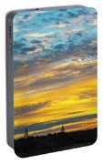 Sunrise At Beaumont Portable Battery Charger