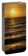 Sunrise Birds Nc Portable Battery Charger