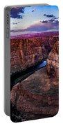 Sunrise Horseshoe Portable Battery Charger