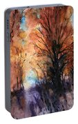 Sunset Boulevard Portable Battery Charger