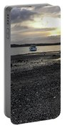 Sunset By Bucklands  Beach Portable Battery Charger