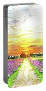 Sunset - Colors Of Nature Portable Battery Charger