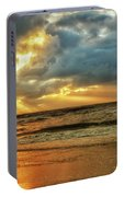 Sunset On The Gulf Portable Battery Charger