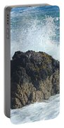 Surf On Rocks Portable Battery Charger