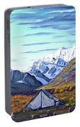 Susitna River Camp Portable Battery Charger
