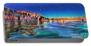 Swells And Reflections Lake Powell Portable Battery Charger