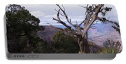 Swirly Tree Portable Battery Charger