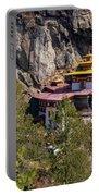 Taktsang Monastery  Portable Battery Charger