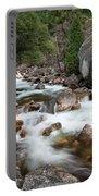 Tenaya Creek, Yosemite National Park Portable Battery Charger