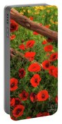 Texas Hill Country Wildflowers Portable Battery Charger