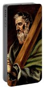 The Apostle St  Andrew  Portable Battery Charger