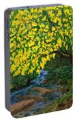 The Artistic Spirit Of Judy Doggett Walker In Blackley Forest Portable Battery Charger