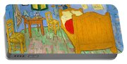 The Bedroom At Arles - Digital Remastered Edition Portable Battery Charger