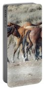 The Boys In The Band, No. 2 Portable Battery Charger by Belinda Greb