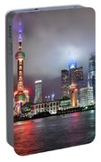 The Bund Skyline Portable Battery Charger