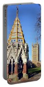 The Buxton Memorial Fountain London Portable Battery Charger