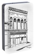 The Capital Transfer And Sands Brothers Building Helena Montana Portable Battery Charger