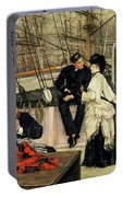 The Captain And The Mate, 1873 Portable Battery Charger