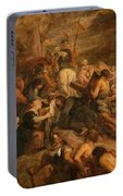 The Carrying Of The Cross, 1634 - 1637 Portable Battery Charger